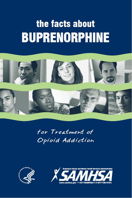 Suboxone Buprenorphine Information