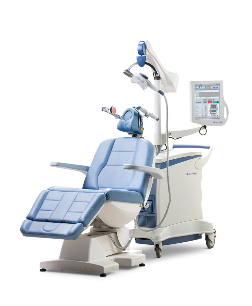 NeuroStar TMS Chair